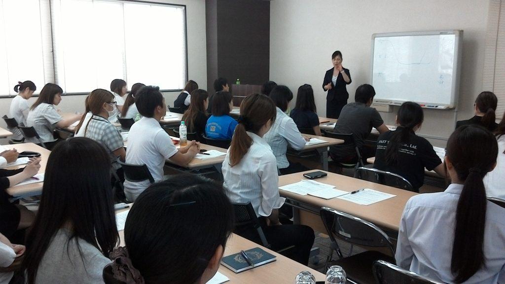 2016年6月20日事務力アップ講座 総合就職支援企業 キャリアプラス2階で開催いたしました。